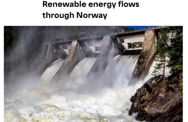 Hydropower Norway